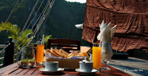 Pelican Cruise Breakfast