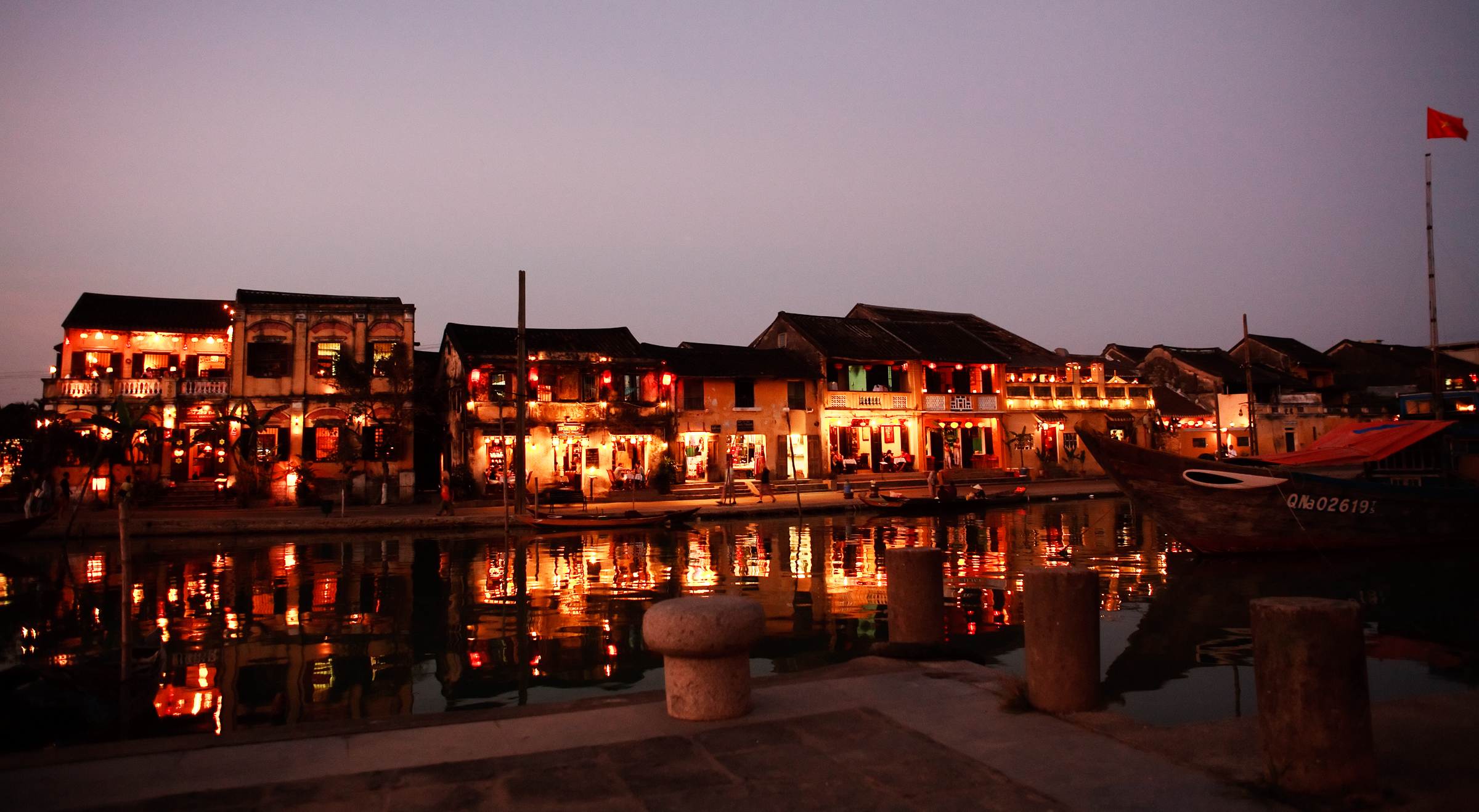 hoi an Travellers guide on how to get from hue to hoi an by train and bus.