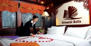 Oriental Sails Cruise Double Cabin